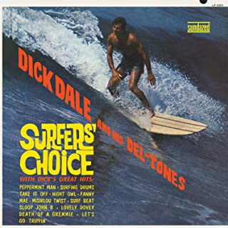 Surfers' Choice gold