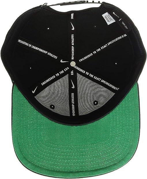 Black/Pine Green/Black/White