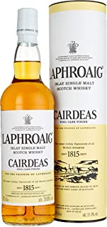Laphroaig Cairdeas Fino Single Malt Scotch Whisky, mit Geschenkverpackung, 51,8% Vol, 1 x 0,7l