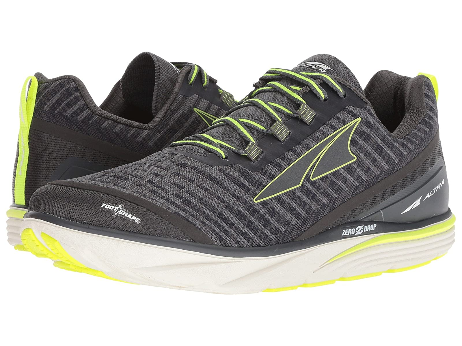 Altra Footwear Torin Knit 3.5Atmospheric grades have affordable shoes
