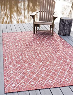 Best 5x7 indoor outdoor area rugs Reviews