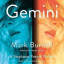 Gemini: A Stephanie Patrick Thriller, Book 3