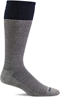 Sockwell Men's Bart Moderate Graduated Compression Sock