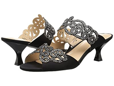 J. Renee Francie (Black) High Heels