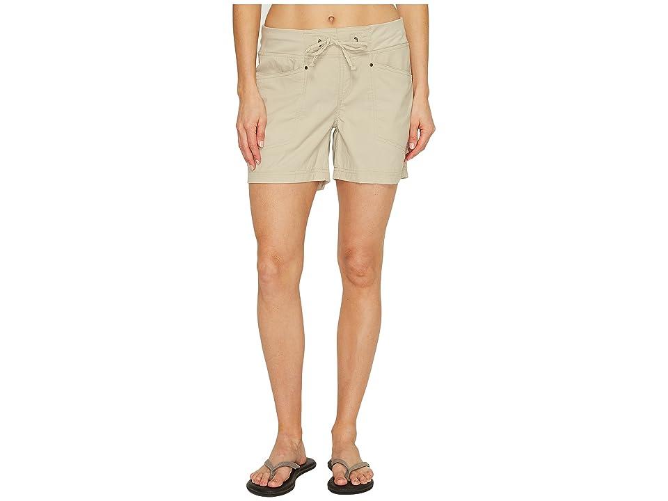 Royal Robbins Jammer Shorts (Light Khaki) Women