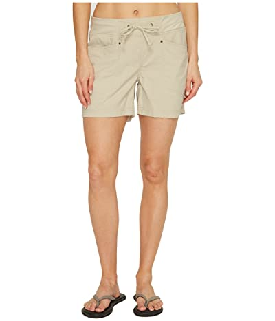 Royal Robbins Jammer Shorts (Light Khaki) Women