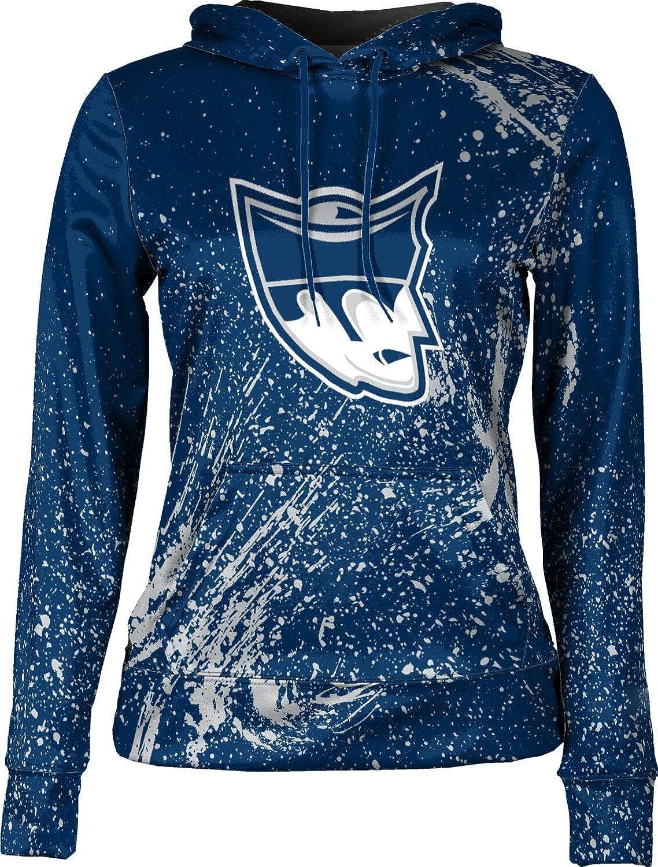 ProSphere Marietta College Girls' Pullover Hoodie, School Spirit Sweatshirt (Splatter)