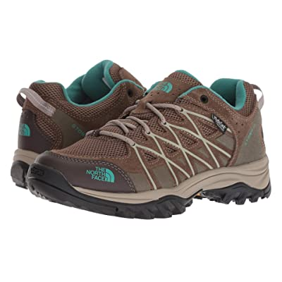 The North Face Storm III WP (Cub Brown/Crockery Beige) Women
