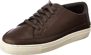Carlton London Men's Paisley Leather Sneakers