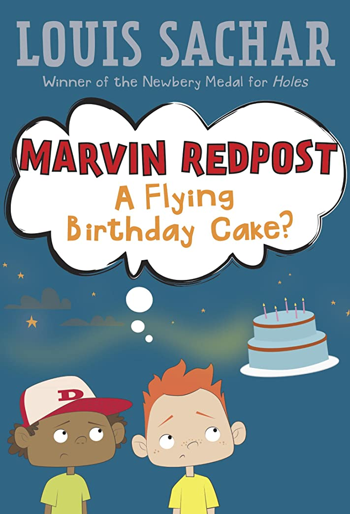 させるベストミシン目Marvin Redpost #6: A Flying Birthday Cake? (English Edition)