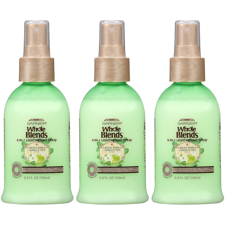 Garnier Hair Award quality assurance Care Whole Blends Refreshing 5-in-1 Lightweight Det