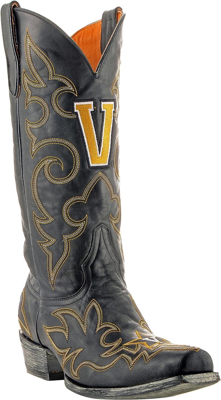 Gameday stövlar stövlar stövlar NCAA Vanderbilt Commodores  ärlig service