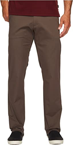 Calvin Klein - Four-Pocket Sateen Bowery Casual Pants
