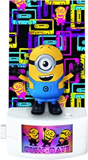 Despicable Me Music-Mate Minion Carl Toy Figure