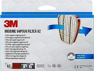 3M 6055PRO1 filter tegen organische dampen A2