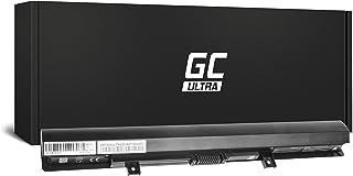 Green Cell® ULTRA Serie Batería para Toshiba Satellite L50-B-2JD L50-B-2JE L50-B-2JF L50-C L50-C-10X L50-C-111 L50-C-113 L50-C-11H L50-C-12V Ordenador (Las Celdas Originales Panasonic, 3400mAh, Negro)
