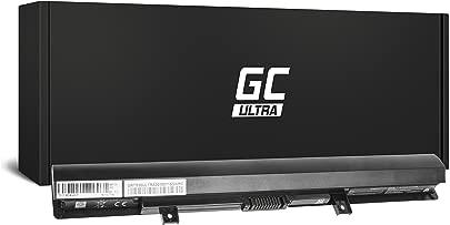 Green Cell  Ultra Serie PA5185U-1BRS PA5186U-1BRS Laptop Akku f r Toshiba Satellite C50-B C50D-B L50-B L50D-B L50T-B  Original Panasonic Zellen  3400mAh  Schwarz
