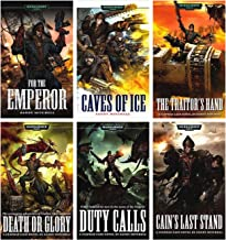 Ciaphas Cain Series (Vol.1-6) [An Astra Militarum Imperial Guard Story]: For the Emperor, Caves of Ice, The Traitor's Hand, Death or Glory, Cain's Last Stand, Duty Calls (Warhammer 40,000 40K)