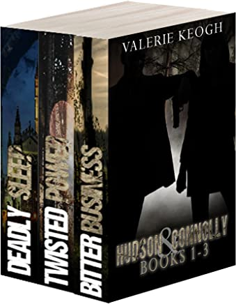 Hudson & Connolly: Book 1 - 3