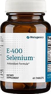 Metagenics - E-400 Selenium, 60 Count
