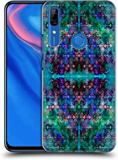 Official Amy Sia Ocean Lace Kaleidoscope Hard Back Case Compatible for Huawei P Smart Z / Y9 Prime (2019)