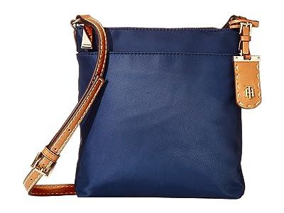 Tommy Hilfiger Julia Crossbody (Navy) Cross Body Handbags