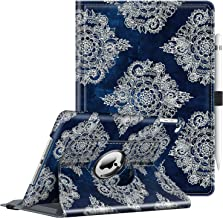 Fintie Case for iPad 9.7 2018 2017 / iPad Air 2 / iPad Air - 360 Degree Rotating Stand Protective Cover with Auto Sleep Wa...