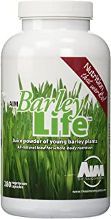 AIM BarleyLife - Barley Life Capsules 280-capsules