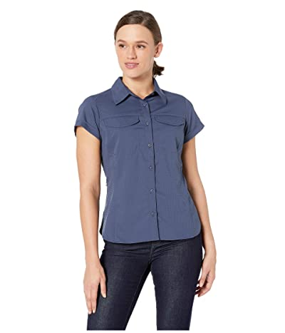 Columbia Silver Ridgetm Lite Short Sleeve Shirt (Nocturnal) Women