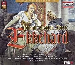 ABERT: Ekkehard / Falk, Kaufmann, Kelling, Reiter, Swedish Radio Symphony Orchestra
