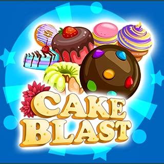 Cake Blast Match 3 Game 2019