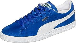 Puma Suede-Classic+ red Shoes For Men, Size 44 EU
