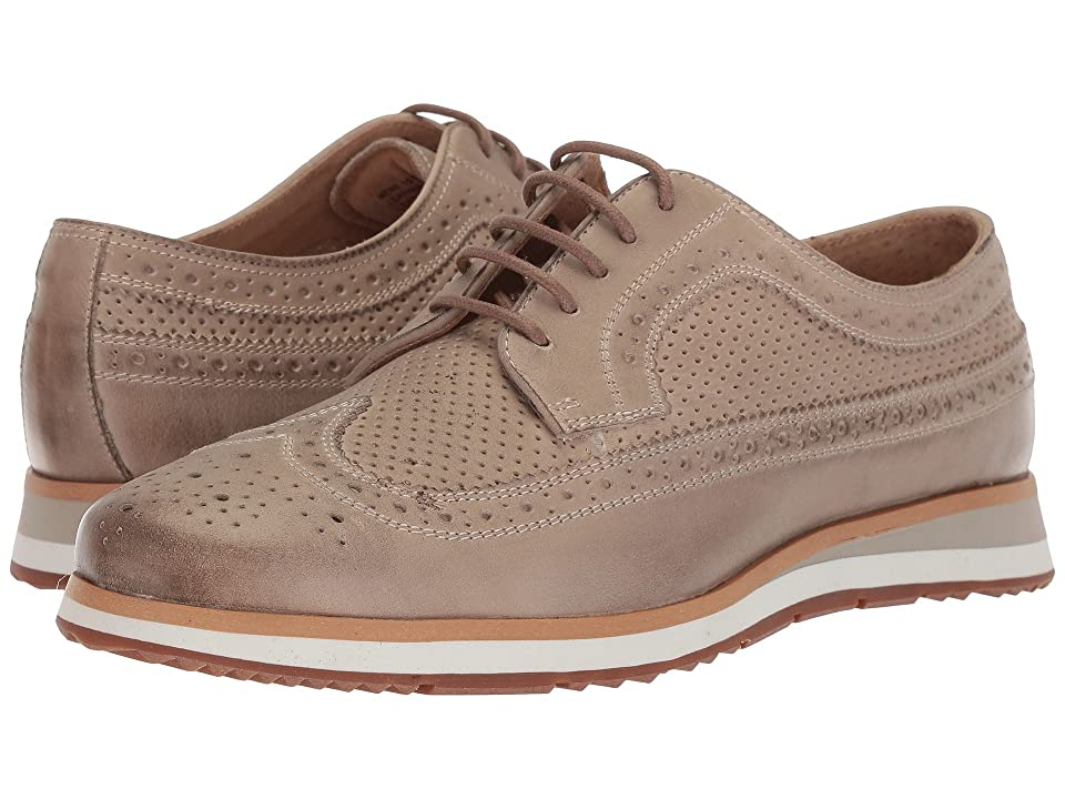Florsheim Flux Wingtip Oxford (Stone Perf) Men