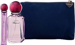 Chopard Happy Felicia Roses Eau De Parfum For Men, 100ml + Mini, 10ml + Trousse Pouch Set