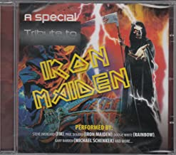 A Special Tribute To Iron Maiden