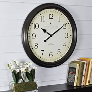 Firstime 50002 Firstime Avery Whisper Wall Clock