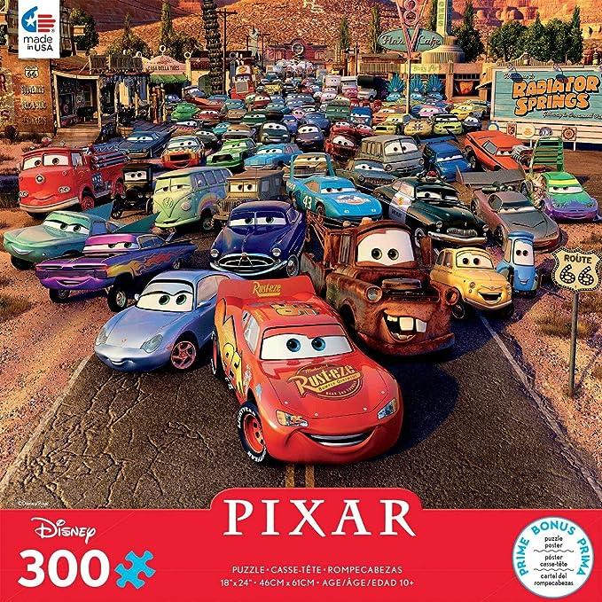 Star Wars Puzzle 48 Pieces Disney Pixar Cars Puzzles 4 puzzles