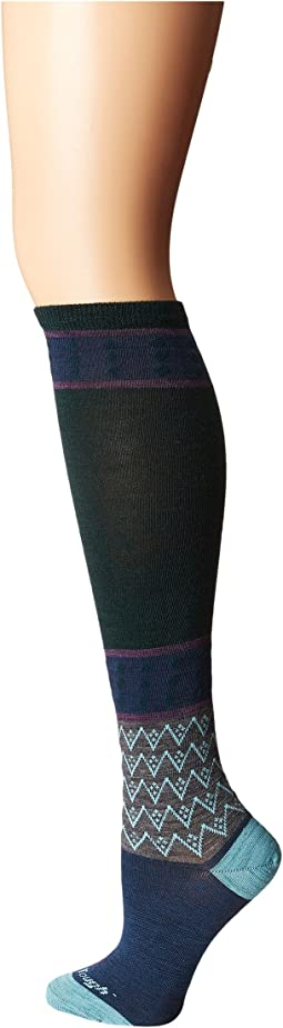 Darn Tough Vermont - Diamonds Knee High Light Socks