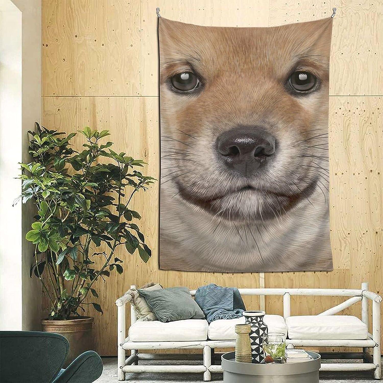 Japanese Shiba Branded goods Inu Cute Kawaii Dog Face Max 90% OFF Cool Hanging T Shibu