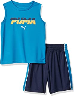 PUMA Boys Boys' Tank & Short Set Shorts Set