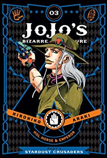 JoJo's Bizarre Adventure: Part 3--Stardust Crusaders, Vol. 3 (3)