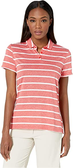 3bf0628125 Nike golf zonal cooling stripe polo | Shipped Free at Zappos