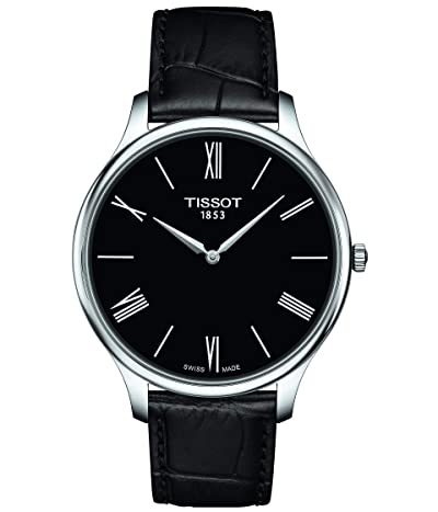 Tissot Tissot Tradition T0634091605800 (Black/Silver) Watches