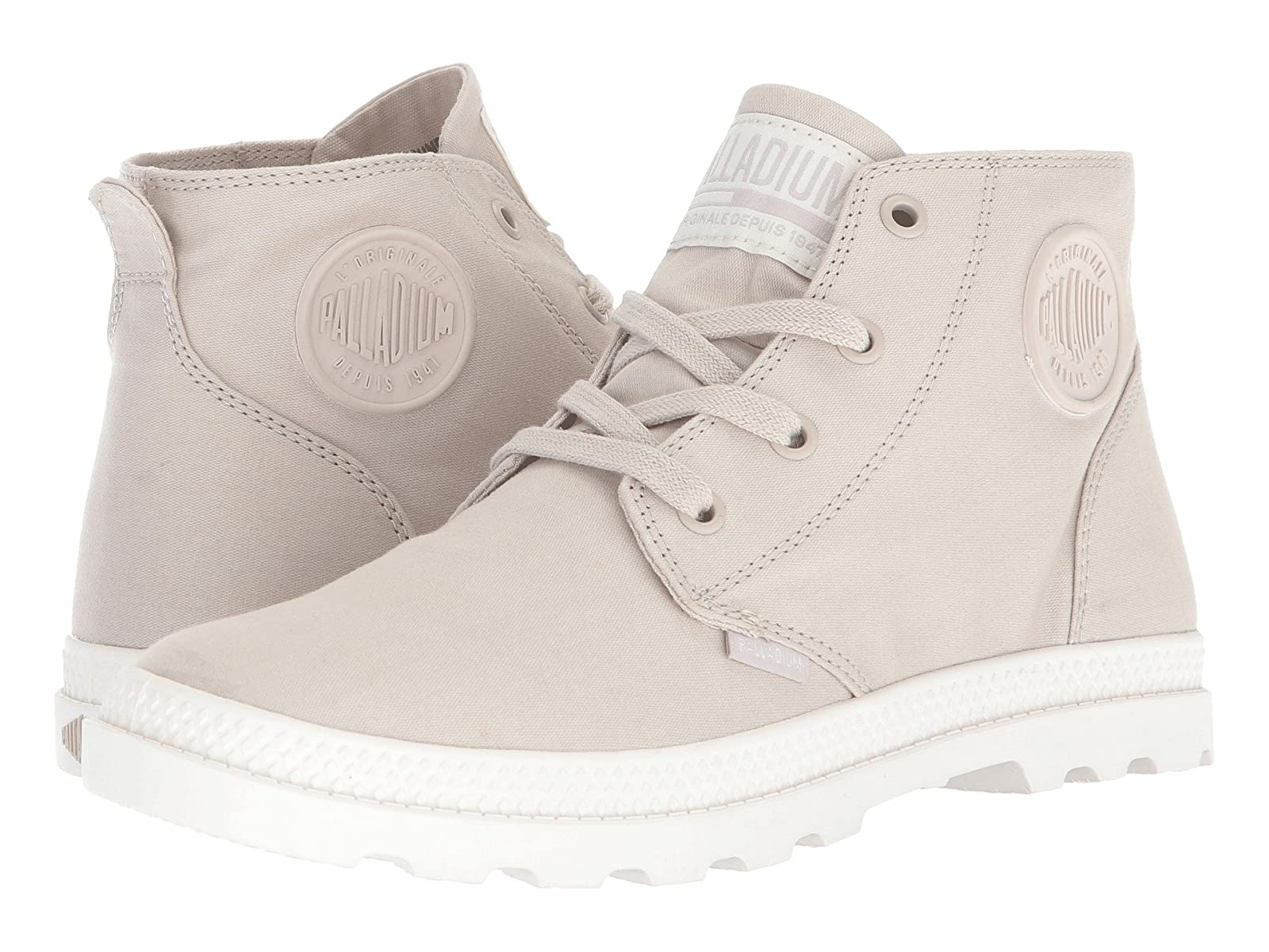 Palladium Pampa Free CVSAtmospheric grades have affordable shoes