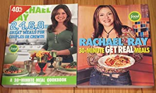 2 Books! #1: 2,4,6,8 Great Meals For Couples or Crowds #2: 30-Minute Get Real Meals