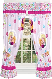 Franco Kids Room Window Curtain Panels Drapes Set, 82