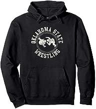 Vintage Oklahoma State Wrestling Logo Hoodie