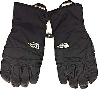 The North Face Mens Waterproof Winter Gloves (Black, Medium)