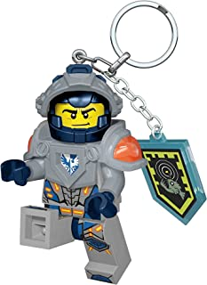 LEGO Toy Keychain - Nexo Knights Action Figure - Include LED Lite