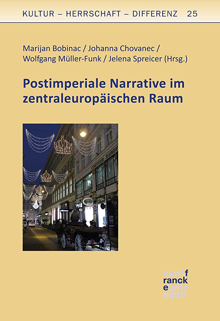 報復するアライアンス父方のPostimperiale Narrative im zentraleurop?ischen Raum (German Edition)